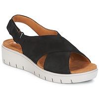 Cipők Női Szandálok / Saruk Clarks UN KARELY HAIL Fekete