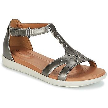Cipők Női Szandálok / Saruk Clarks UN REISEL MARA Ezüst