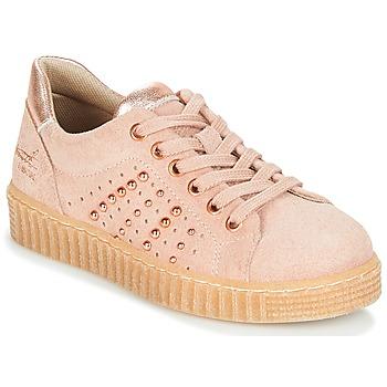 Cipők Lány Rövid szárú edzőcipők Bullboxer AIB006 Rózsaszín