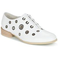 Cipők Női Oxford cipők Café Noir IVET Fehér