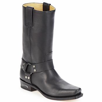 Cipők Férfi Városi csizmák Sendra boots EDDY Fekete