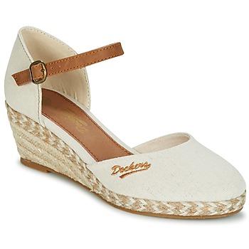 Cipők Női Félcipők Dockers by Gerli TIRONY Sivatag