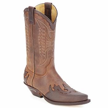Cipők Városi csizmák Sendra boots DAVIS Barna