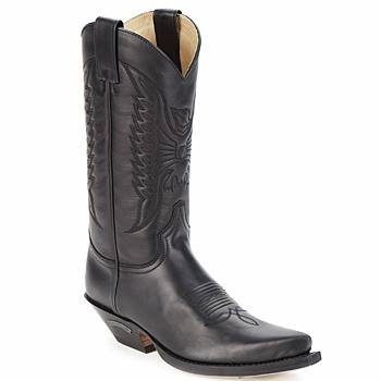 Cipők Városi csizmák Sendra boots FLOYD Fekete