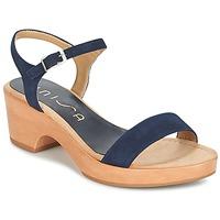 Cipők Női Szandálok / Saruk Unisa IRITA Tengerész