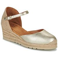 Cipők Női Szandálok / Saruk Unisa CISCA Arany
