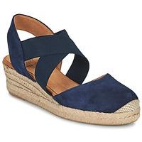 Cipők Női Szandálok / Saruk Unisa CELE Tengerész