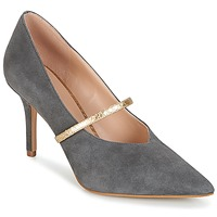 Cipők Női Félcipők KG by Kurt Geiger V-CUT-MID-COURT-WITH-STRAP-GREY Szürke