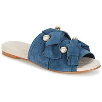 Cipők Női Papucsok KG by Kurt Geiger NAOMI-BLUE Kék