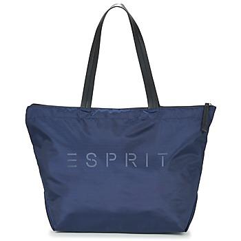 Táskák Női Válltáskák Esprit CLEO SHOPPER Tengerész