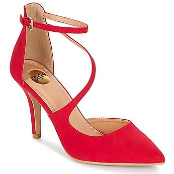 Cipők Női Félcipők Buffalo YOYOSBAND Piros
