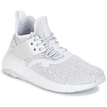 Cipők Női Rövid szárú edzőcipők Palladium AX_EON LACE K Fehér / Szürke