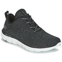 Cipők Női Fitnesz Skechers FLEX APPEAL 2.0 Fekete