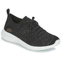 Cipők Női Fitnesz Skechers ULTRA FLEX Fekete