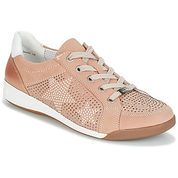 Cipők Női Rövid szárú edzőcipők Ara ROM Rózsaszín