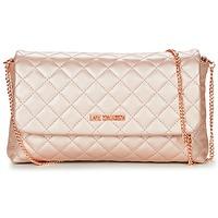 Táskák Női Válltáskák Love Moschino JC4098PP15 Rózsaszín / Arany
