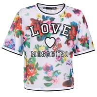Ruhák Női Blúzok Love Moschino W4G2801 Fehér / Sokszínű