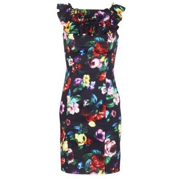 Ruhák Női Rövid ruhák Love Moschino WVG3100 Fekete  / Sokszínű