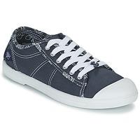 Cipők Női Rövid szárú edzőcipők Le Temps des Cerises BASIC 02 Kék