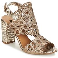 Cipők Női Szandálok / Saruk Mimmu 567J1A Arany