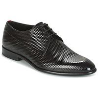 Cipők Férfi Oxford cipők HUGO-Hugo Boss DRESS APPEAL DERBIE Fekete