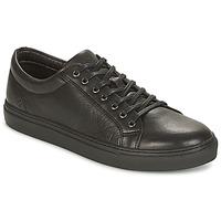Cipők Férfi Rövid szárú edzőcipők Casual Attitude IZOBA Fekete
