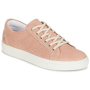 Cipők Női Rövid szárú edzőcipők Casual Attitude IPINIA Rózsaszín