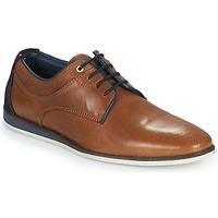Cipők Férfi Oxford cipők Casual Attitude ILESO Barna