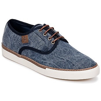 Cipők Férfi Rövid szárú edzőcipők Casual Attitude IOOUTE Kék