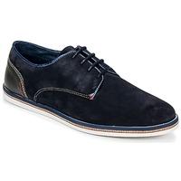 Cipők Férfi Oxford cipők Casual Attitude INOUDER Kék / Tengerész