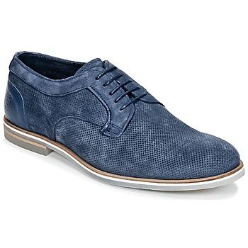 Cipők Férfi Oxford cipők Casual Attitude IQERQE Kék