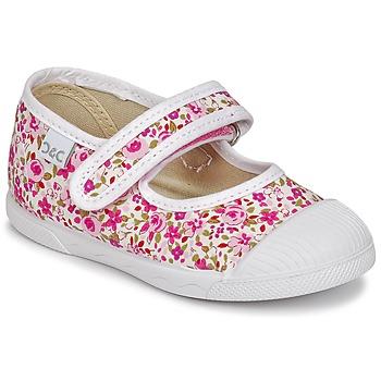Cipők Lány Balerina cipők / babák Citrouille et Compagnie APSUT Rózsaszín