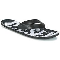 Cipők Férfi Lábujjközös papucsok Diesel SPLISH Fekete