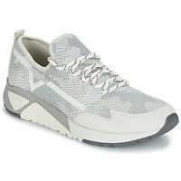 Cipők Férfi Rövid szárú edzőcipők Diesel S-KBY Fehér