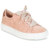 Cipők Lány Rövid szárú edzőcipők Acebo's RAME Rózsaszín