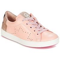 Cipők Lány Rövid szárú edzőcipők Acebo's VERAMET Rózsaszín