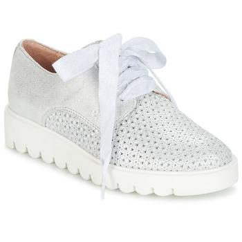Cipők Lány Oxford cipők Acebo's MAPLATA Ezüst