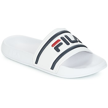 Cipők Női strandpapucsok Fila MORRO BAY SLIPPER WMN Fehér