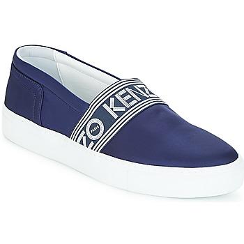 Cipők Női Belebújós cipők Kenzo KAPRI SNEAKERS Tengerész