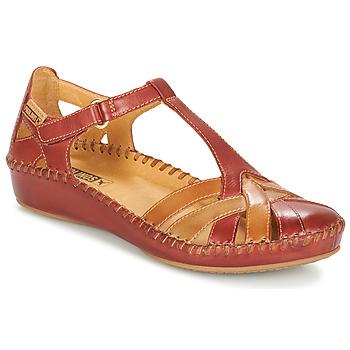 Cipők Női Szandálok / Saruk Pikolinos P. VALLARTA 655 Barna