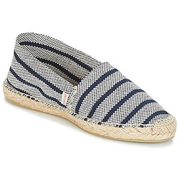 Cipők Női Gyékény talpú cipők Pare Gabia VPRAYEE Tengerész
