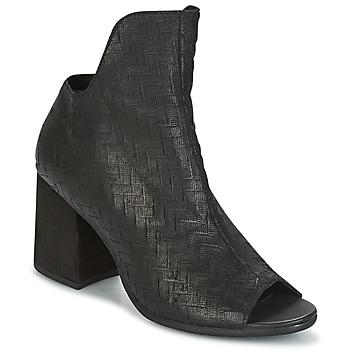 Cipők Női Szandálok / Saruk Papucei SAHARA Fekete