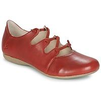 Cipők Női Balerina cipők / babák Josef Seibel FIONA 04 Piros