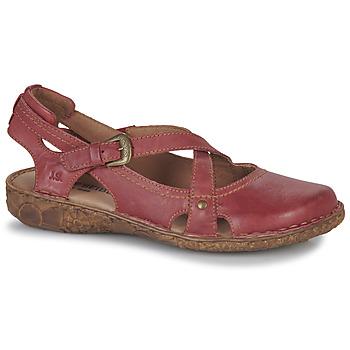 Cipők Női Szandálok / Saruk Josef Seibel ROSALIE 13 Piros