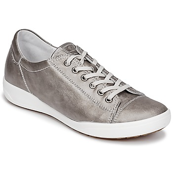 Cipők Női Rövid szárú edzőcipők Josef Seibel SINA 11 Ezüst
