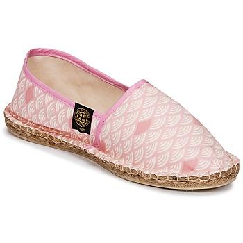 Cipők Női Gyékény talpú cipők Art of Soule KAMAKURA Rózsaszín