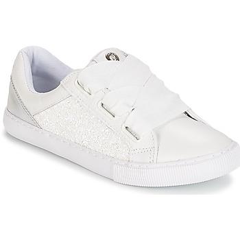 Cipők Lány Rövid szárú edzőcipők Unisa XICA Fehér