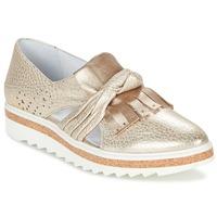 Cipők Női Mokkaszínek Regard RASTAFA Arany