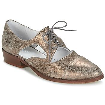 Cipők Női Oxford cipők Regard RELAX Bronz