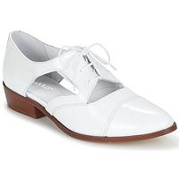 Cipők Női Oxford cipők Regard RELAX Fehér